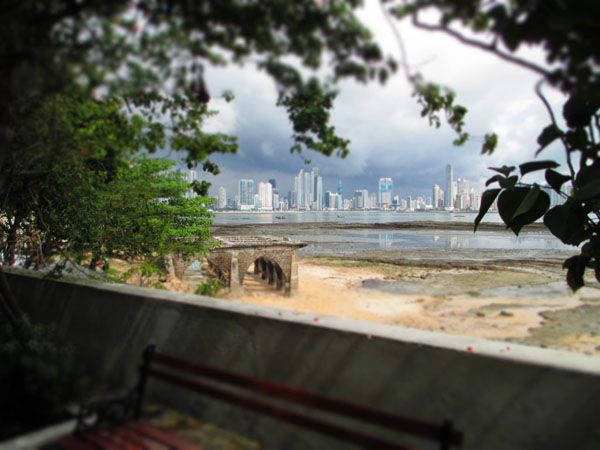 panama city view