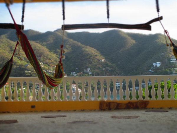 hammocks taganga