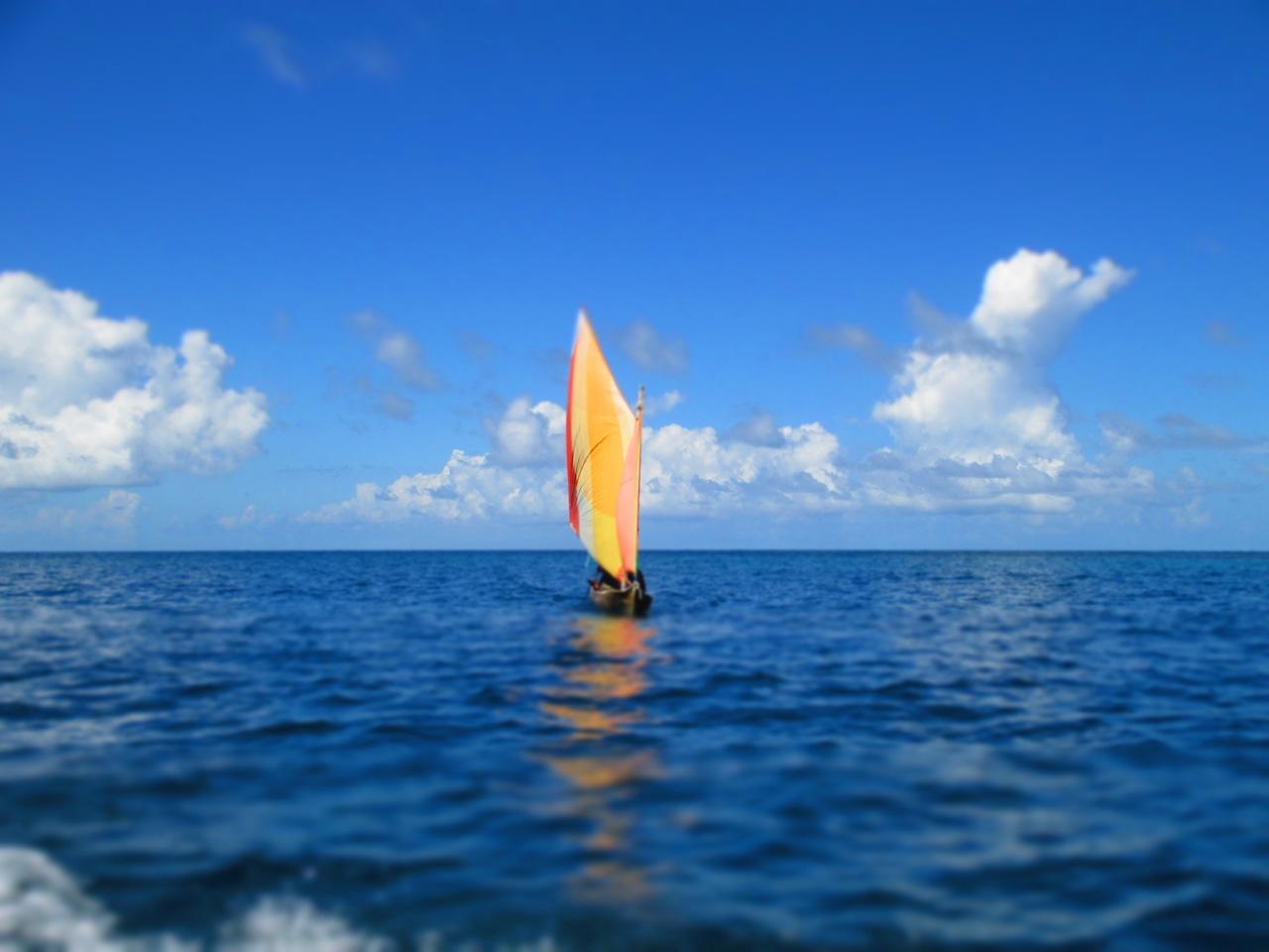 san blas boat