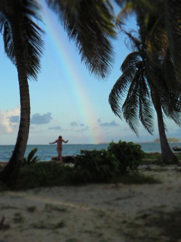 San Blas Rainbow