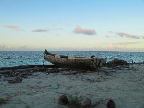 san blas sailboat