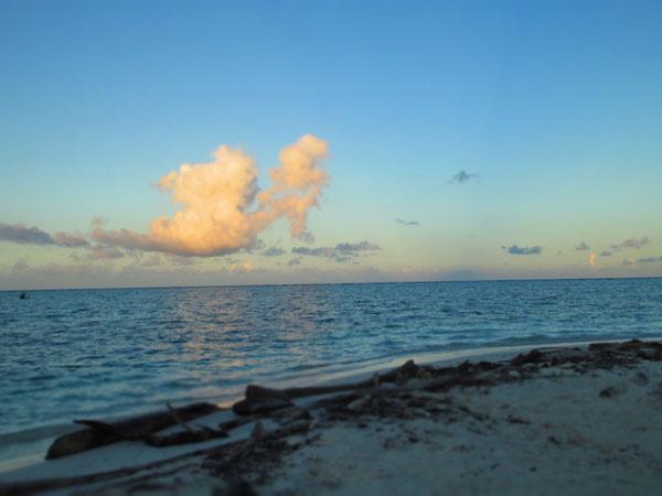 San Blas Clouds