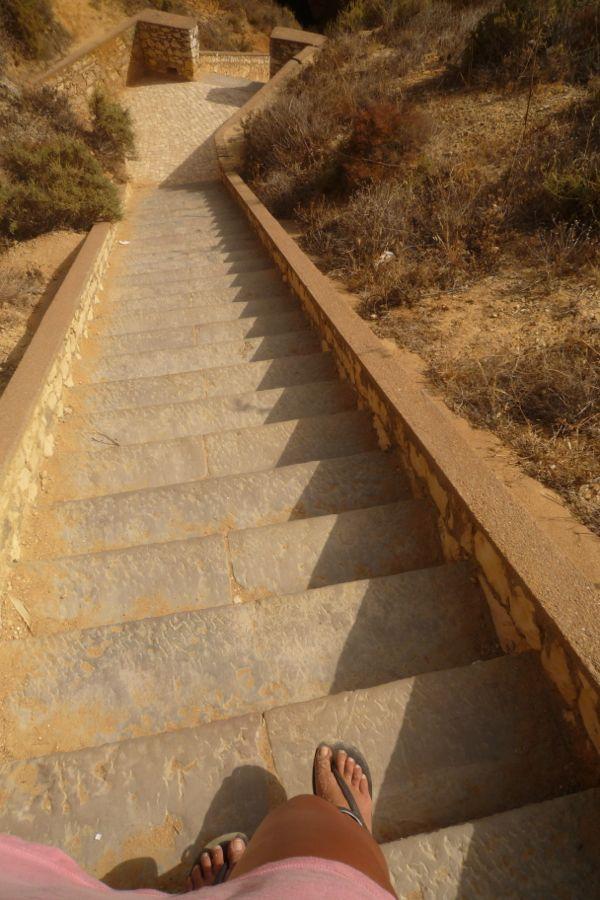 lagos steps