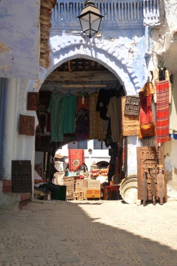 Chefchaoeun stalls