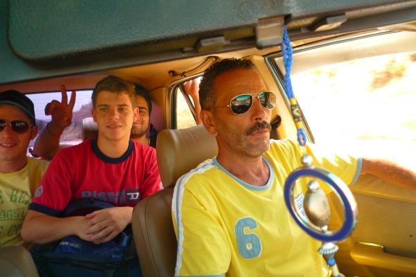 Morocco Taxi