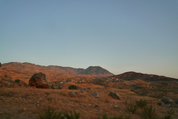 Rif Mountains