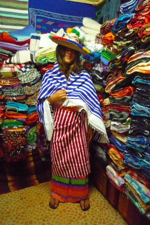 moroccan berber clothing
