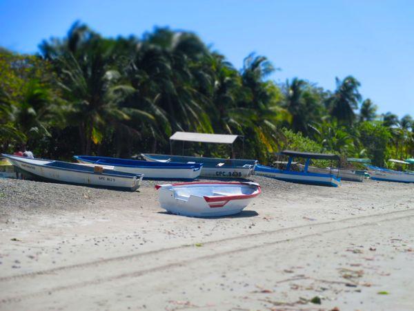 playa samara boats