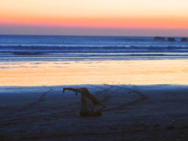 Acro yoga Nosara