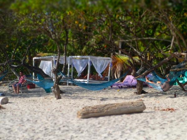 Santa Teresa beach club