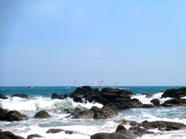 Montezuma rocks