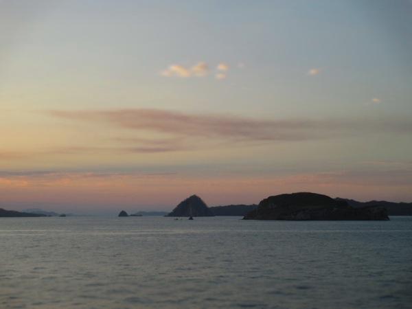 Tambor Bay Ferry