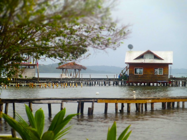 Isla Carenero Bocas