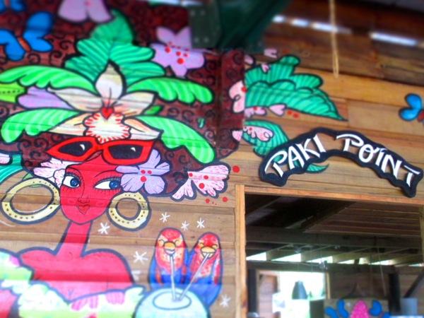 Paki Point Bocas del Toro
