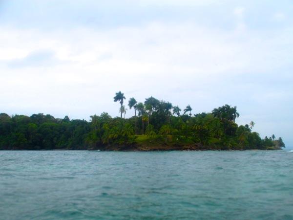 Isla Solarte Bocas del Toro