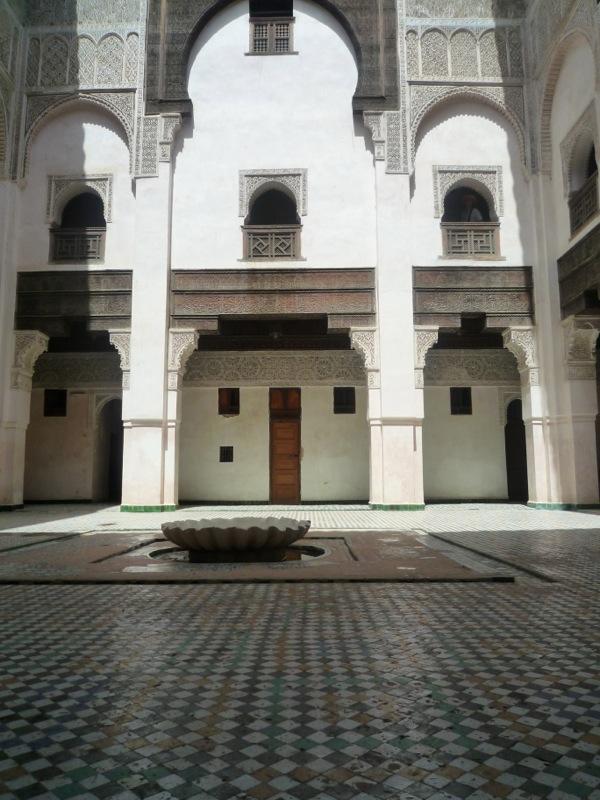 Fez koran school