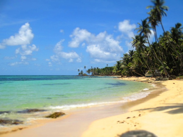 Little Corn Island North Beaches
