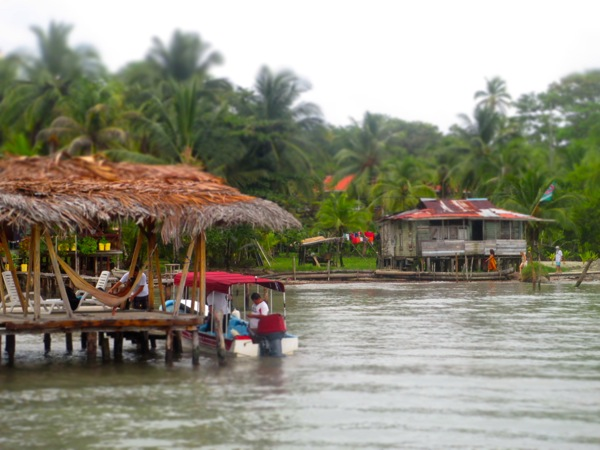 Isla Carenero Cocles